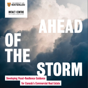 Ahead of the Storm Report Cover