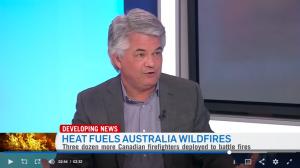 Blair Feltmate on CTV News