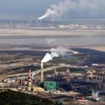 Suncor oil sands facility